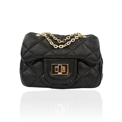 AVA MINI BAG BLACK