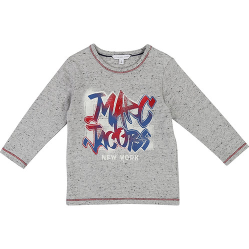 LMJ BOYS GRAFFITI LS TEE