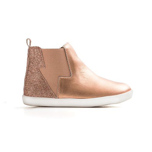 PRETTY BRAVE ELECTRIC BOOT ROSE GOLD