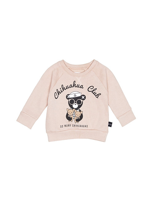 HUXBABY CHIHUAHUA CLUB SWEAT