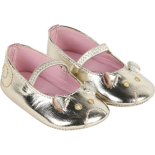 LMJ GIRLS BALLERINA SHOES