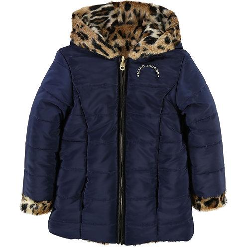 LMJ GIRLS REVERSIBLE COAT