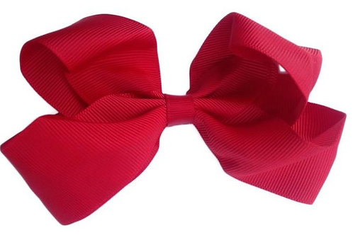 SISTER BOWS CLASSIC RED BOW