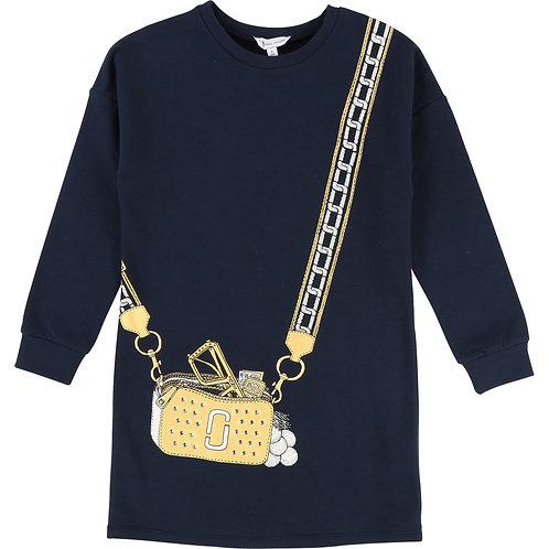 LMJ NAVY GIRLS DRESS