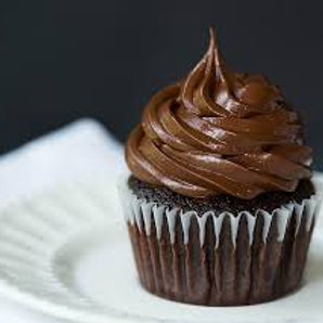 Chocolate cupcake - bite size