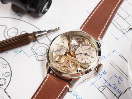 Fabrication d'établis horlogers