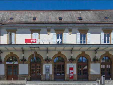 Des travaux au poste de police du Nord Vaudois