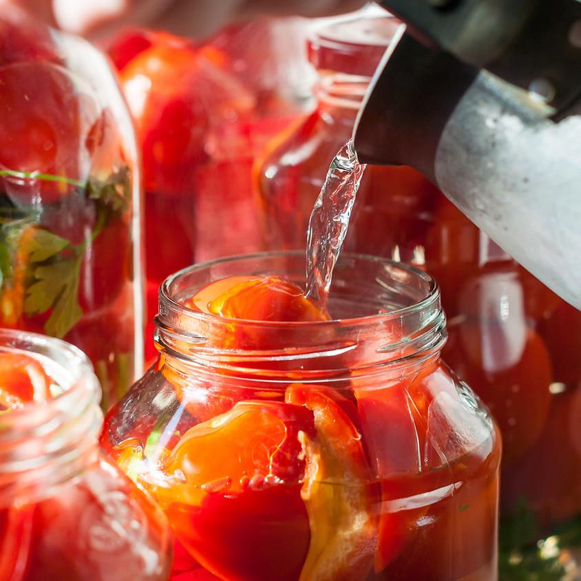 Canning Fruit & Tomato Products