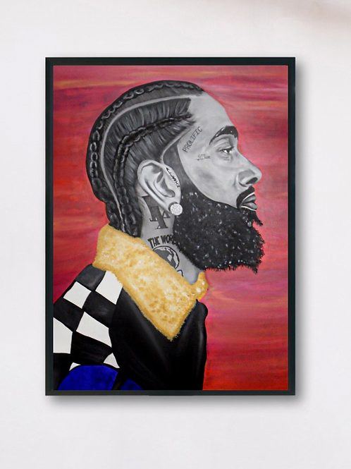 An Ode to Nipsey Hussle