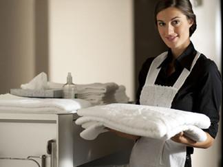 КАК ДОБИТЬСЯ ИДЕАЛЬНОЙ УБОРКИ НОМЕРА? Инновационная технология уборки и проверки гостевых номеров