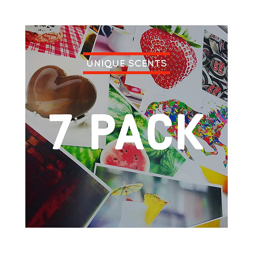 Scents 7 Pack