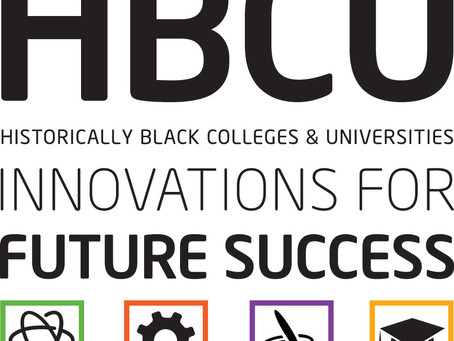 2018 HBCU Competitiveness Scholars