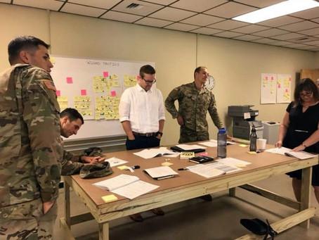 Soldiers Partner with Vanderbilt University