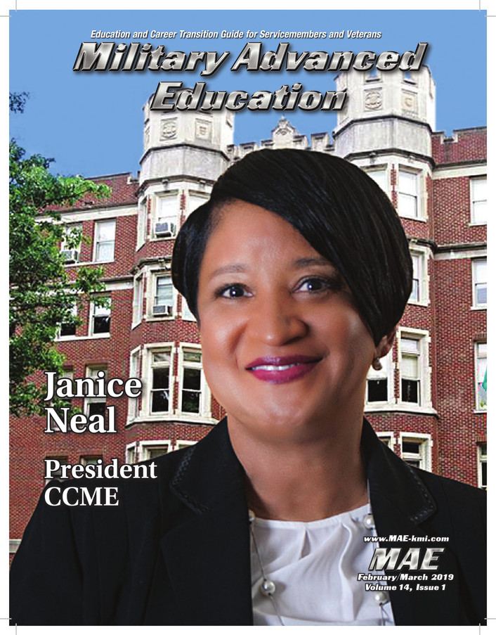 MILITARY ADVANCED EDUCATION  Volume 14 Issue 1