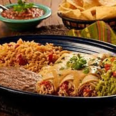 The Box Car Mexican Plate