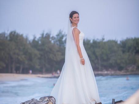 Kauai , HI Shipwrecks Beach Wedding