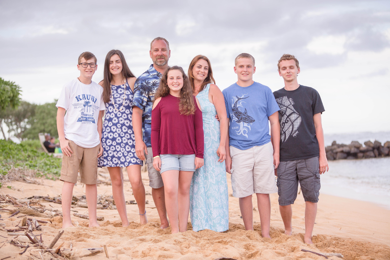 Family Portrait 20 Minutes