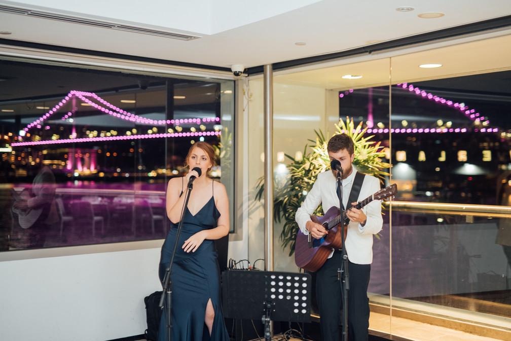Brisbane's Acoustic Duo