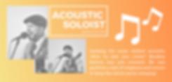 Brisbane Acoustic Soloist