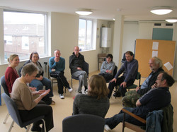 Participatory Drama Project with mental health service users