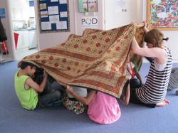 Magic Carpet Storytelling