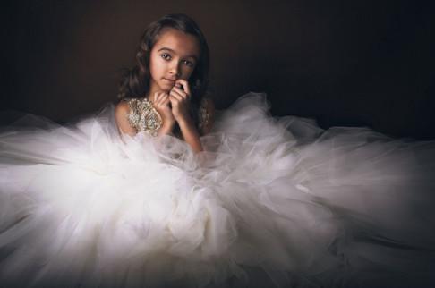 photographe shooting enfants pays baque
