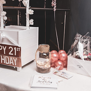 Megan's 21st Birthday Party