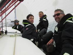 Fastnet Foredeck 2015