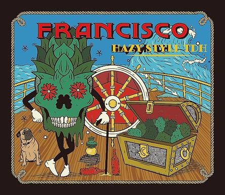 FRANCISCO HAZY STYLE  TDH