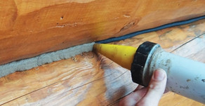 Choose the Right Log Home Sealant