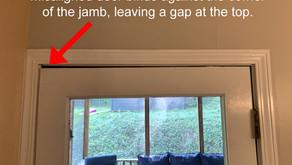 Door Alignment Trick for DIY'ers