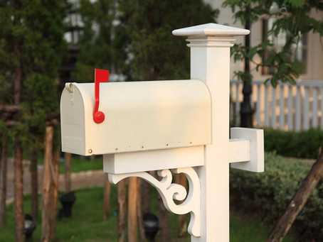 Mailbox Construction Guidelines