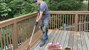 Deck Staining: 8 Tips for Success
