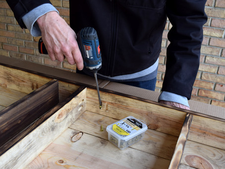 Building with Pocket Hole Joinery