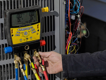 HVAC Pro Recommends LYNX 18 Heat Pump