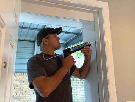 Three Ways to Seal a Door