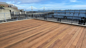 CAMO Hidden Fasteners for  a Lowcountry Deck