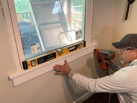 Craftsman Trim for Window Casing