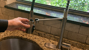 Easy Installation with Precept Kitchen Faucet