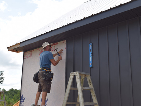 What's Hot in House Siding?