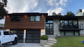 Case Study: Exotic Wood Lover's Dream House