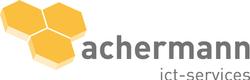 achermann ict-services RGB, Positiv