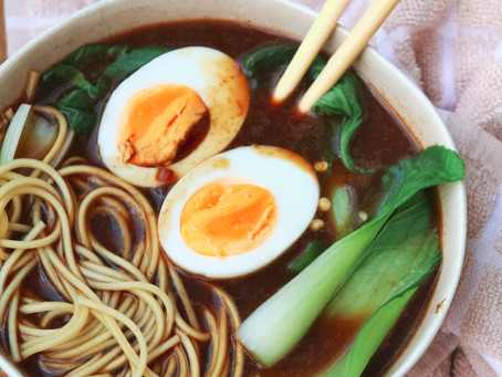 The Best Vegan Ramen