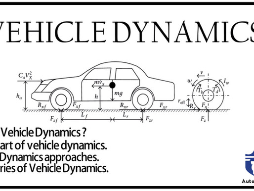 Understanding Vehicle Dynamics