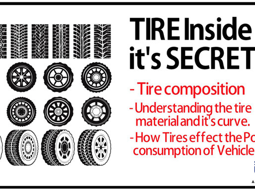Tire inside and it's Secrets