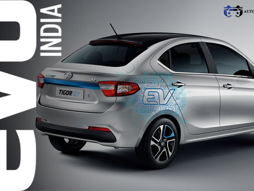 Tata Tigor EV Price in India,Reviews,Launch date,Features & Specifications.