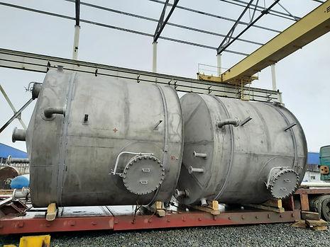 Купить резервуары из нержавеющей стали
