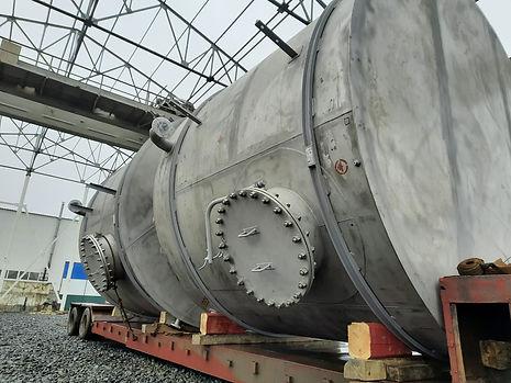 Виды резервуаров из нержавеющей стали