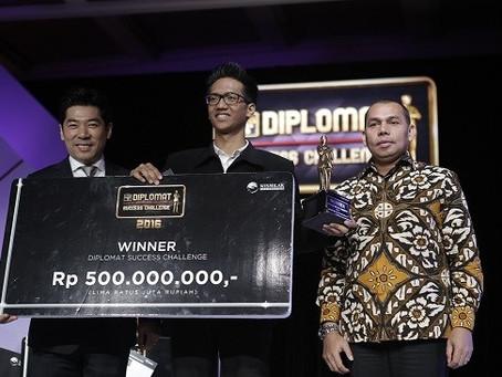 Kisah Pengusaha Kripik yang Juarai Kontes Bisnis Rp 2 Miliar