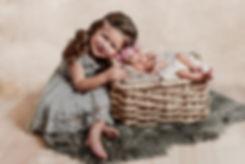 fine art children's portrait, lifestyle photography